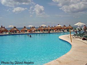 Occidental Grand Cozumel Pool
