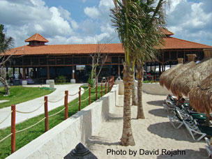 Occidental Grand Cozumel Grounds