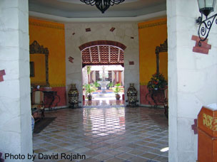 Occidental Grand Cozumel Lobby