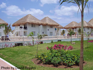 Reef Club Cozumel Grounds