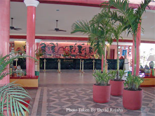 Barcelo Maya Beach Resort Lobby
