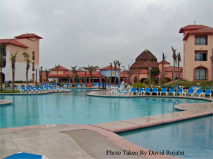 Barcelo Maya Beach Resort Pool